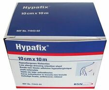 Hypafix Wide-area Dressing Fixation, Roll of Tape, 10cm x 10m