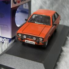 NEW Vanguards 1:43 Ford Escort Mk2 1600 Sport Signal Orange VA12617