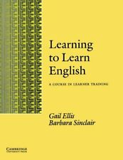 Learning to Learn English Learner's book: A Course I... by Ellis, Gail Paperback