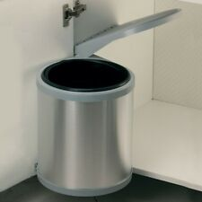 Swing Out Waste Bin - 10 Litres, Automatic Opening (Hafele) 502.11.915