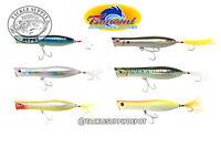 Tsunami Talking Popper XD Topwater Stripers Bluefish Bass 5in 1-5/8oz - Pick