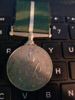 PAKISTAN INDEPENDENCE DAY MEDAL/NAMED AND NUMBER ON MEDAL SEE STORE