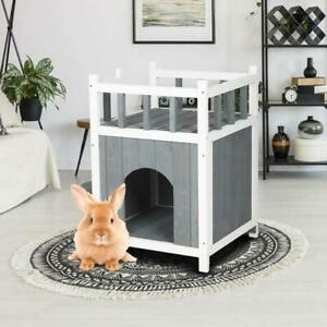 Yunt Pet Houses for Outdoor Cats Dogs in Winter,Easy to Assemble and Folding Dogs House,Windproof Waterproof Kitty House Cat Shelter Secure Placement