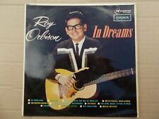 ROY ORBISON-IN DREAMS--LONDON SH-U 8108 (ORIGINAL STEREO) BLUE LABEL  VG+