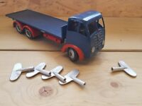 Shackleton Foden Clockwork lorry wind up replacement key...