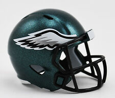 ***NEW*** PHILADELPHIA EAGLES NFL Riddell SPEED POCKET PRO Mini Football Helmet