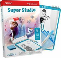 Osmo - Super Studio Disney Frozen 2 Game For iPad and Fire Tablet Base Required