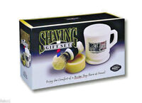 Marvy Shaving Gift Set Contains Boar Bristle Brush Mug & Shave Soap