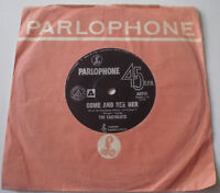 "THE EASYBEATS - 7""45 ""COME AND SEE HER / I CAN SEE "" - 1966 PARLOPHONE AUSTRALIA"
