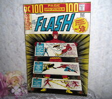 DC 100 Page Comic Book The Flash Vol. 1 Nov 1973 by John Broome