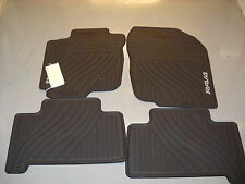 2006 - 2012 Toyota Rav 4,  All Weather Mats, 4Pcs, OEM,   PT908-42110-20