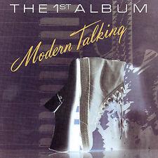 MODERN TALKING - 1ST ALBUM (NEW CD)