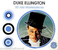 DUKE ELLINGTON - 50 Jazz Masterpieces (UK 50 Tk Double CD Album Box Set) (Sld)