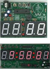 LED 7-Segment Up/Down Counter/Timer PIC Electronic Kit