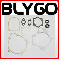 47mm Engine Gasket Kit Oil Seal 66cc 70cc 80cc 2 Stroke Motorised Motorized Bike