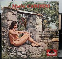 """Rare EP - Maria Candido - """"D'amour & D'eau Fraiche"""" 1961 Comme Neuf + Languette"""