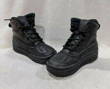 Nike Boy's Woodside 2 High (PS) Black Boots-Assorted Sizes NWB 524873-001