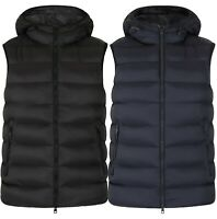 KIDS QUILTED PADDED LINED GILETS SLEEVELESS BODY WARMER JACKET COAT NEW