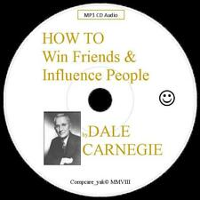 How to Win Friends and Influence People - Dale Carnegie - MP3 CD Audio book