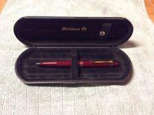 More details for pelikan k600 burgundy ballpoint pen in original box : west germany : pre-1989 !
