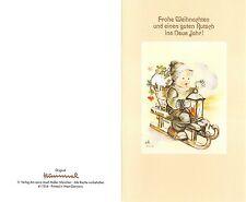 """Original Hummel Grußkarte mit Umschlag Ars sacra Verlag """"1216"""" unbeschrieben1980"""
