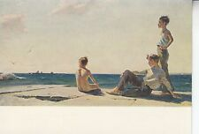 Post Card - Soviet painting / Sowjetische Malerei / Советская живопись (43)