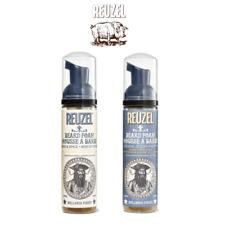 Reuzel Beard Foam 70 ml, Wood&Spice, Blue Softening, Moisturizing, Nutrition