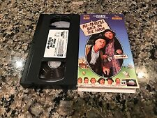 Ma And Pa Kettle Back On The Farm Rare VHS! 1951 Fast Pace Action & Humor! Buy
