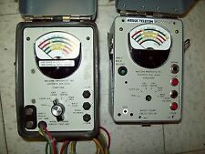 Wilcom T136BPT & 136BSB*Lot of 2 for parts*