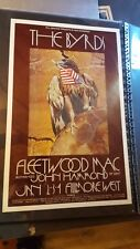 The Byrds, Fleetwood Mac, John Hammond BG-210 - 1st Print Concert Poster 1970