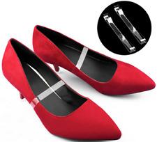 Elastisch Schuhband Schuhbänder Schnürsenkel Für Pumps Damenschuhe Durchsichtig