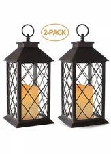Bright Zeal Home LED Lantern 2 Pack