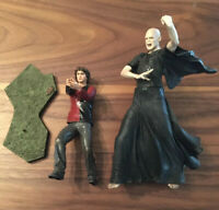 NECA Harry Potter Series 1 Lot Of 2 Lord Voldemort & Harry Potter Loose Figures