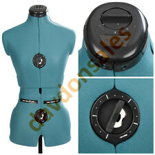 Dress Form Adjustable Mannequin Female Stand Design Display Sew Pattern Clothing