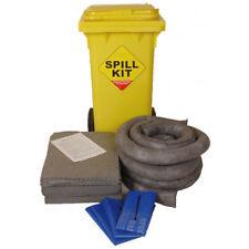 120L General Spill Kit in Wheeled Bin - GSK120