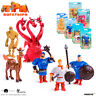 PROSTO Toys The Three Bogatyrs, Collection Figure, Cartoon Character