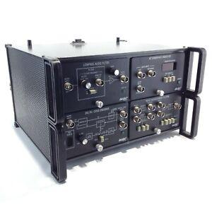 Lab-Volt Electronic Education BIT ERROR RATE INDICATOR DELTA CVSD ENCODER Audio