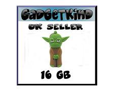 Yoda Star Wars 16GB Novelty Memory Stick USB 2.0 Flash Drive
