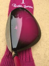 Bobby Jones Jesse Ortiz Driver Race For The Cure Limited Edition Pink Golf Club