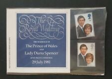 Prince Charles And Princess Diana Royal Wedding Stamps