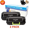 2-Pack 52D1000 52D1 Toner Cartridge for Lexmark MS810N MS810DN MS810DE MS810DTN