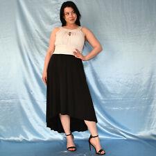 Front short, Back Long Evening Dress S 38 Summer Maxi Dress Cocktail Dress
