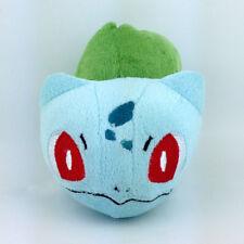 "Bulbasaur Seed Pokemon Dual-type Fushigidane Stuffed Animal Plush Toy Figure 6"""