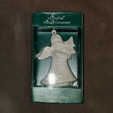 Goebel Angel Annual Ornament 1979 Second Edition Ivory