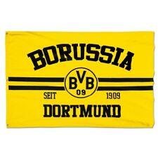 BVB - Hissfahne (150 x 100 cm) mit Logo -  Borussia Dortmund