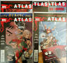 Atlas Heroic Age #1-5 Juego VF NM- 1 º Dibujo Marvel Comics