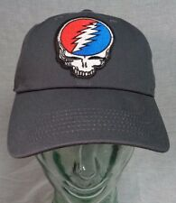 5aa54b85daa6f grateful dead dad hat baseball cap gray hippie psychedelic steal your face