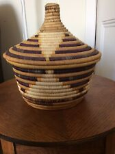 Tribal Style Basket