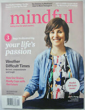 October 2016 Mindful Magazine - 3 Keys to Discovering Your Life's Passion
