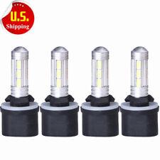 4pcs 6000K White High Power 880 892 893 899 LED Fog Driving Light Bulb US Stock